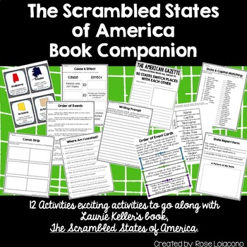 The Scrambled States of America Book Companion