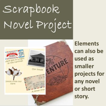 The Scrapbook Novel Project
