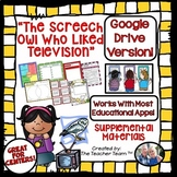 The Screech Owl Who Liked Television | Journeys 4th Grade Lesson 11 Google