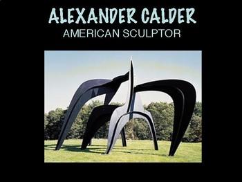 The Sculptures of Alexander Calder