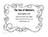 The Sea of Monsters Quote Sort