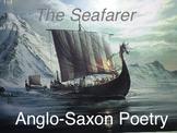The Seafarer ~ Anglo-Saxon Poetry