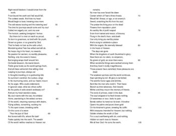 The Seafarer Poem with Imagery lesson