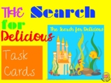 The Search for Delicious Task Cards