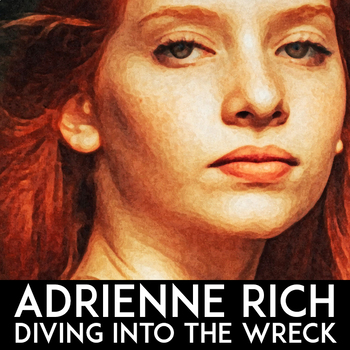 Poetry Lesson to Teach Close Reading and Literary Analysis: Adrienne Rich