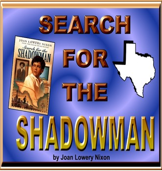 The Search for Shadowman by Joan Lowery Nixon, Become a Family Researcher!