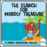 The Search for Wordly Treasure   Pirate   Speech and Langu