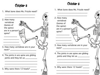 The Search for the Missing Bones - Magic School Bus Chapter Book/Skeletons