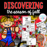 The Season of FALL Research Unit with PowerPoint for K-1 and special education