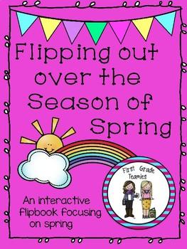 The Season of Spring Flipbook