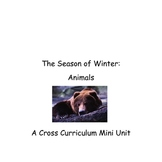 The Season of Winter:  Animals