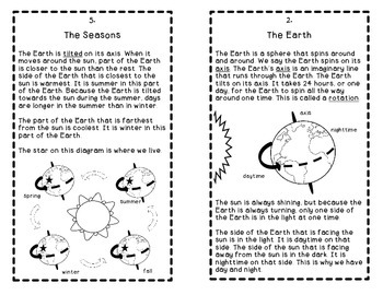 The Seasons: Freebie!