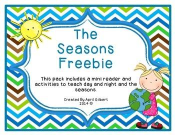 The Seasons: Freebie!