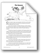 The Seasons - Greek and Roman Myths