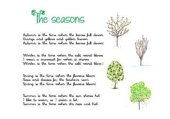 The Seasons Science Journal