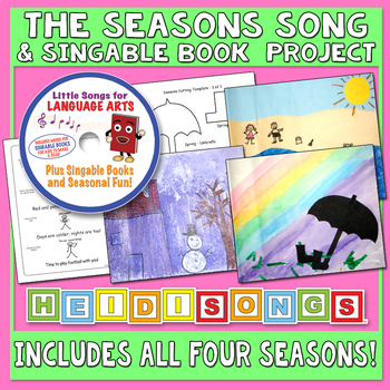 The Seasons Song & Singable Book Project