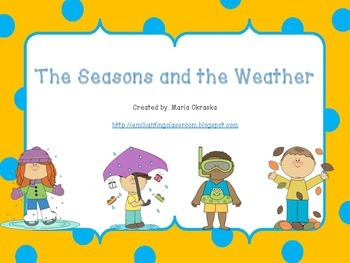 The Seasons and the Weather