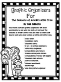 The Seasons of Arnold's Apple Tree Graphic Organizer Packet