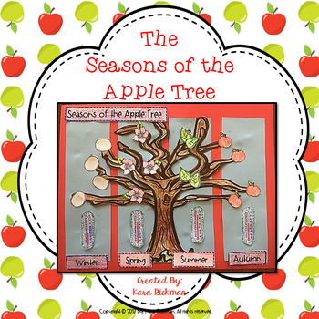 The Seasons of the Apple Tree: Craftivity and Writing