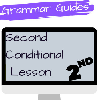 The Second Conditional Lesson - Intermediate Series