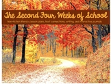 Second Four Weeks of School Bundle: A Focus on Autumn with Interactive Journals