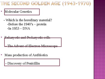The Second Golden Age of Microbiology
