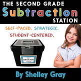 The Second Grade Subtraction Station