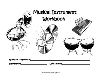 (The Second) Musical Instrument Workbook