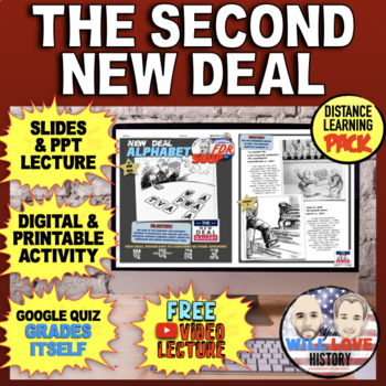 The Second New Deal Bundle