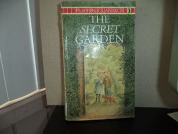 The Secret  Garden ISBN 0-14-035004-7