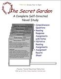 The Secret Garden: A Complete Novel Study