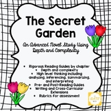 The Secret Garden Advanced Novel Study
