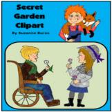 The Secret Garden Clip Art