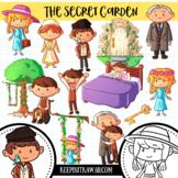 The Secret Garden Clip Art Collection