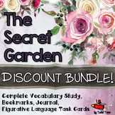 The Secret Garden Discount Bundle Activity Packet