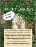 The Secret Garden ELA Novel Book Study Guide - complete!