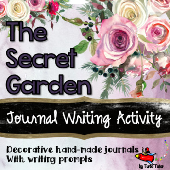The Secret Garden Journal