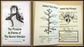 The Secret Garden - Literature Guide Lapbook
