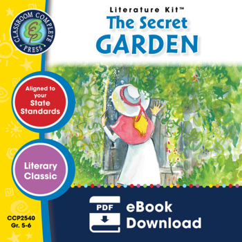 The Secret Garden - Literature Kit Gr. 5-6