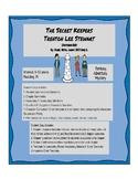 The Secret Keepers by Trenton Lee Stewart Literature Unit