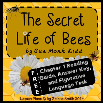 The Secret Life of Bees - Free Chapter 1 Sample