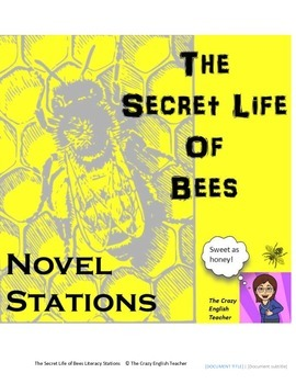 The Secret Life of Bees Novel Stations