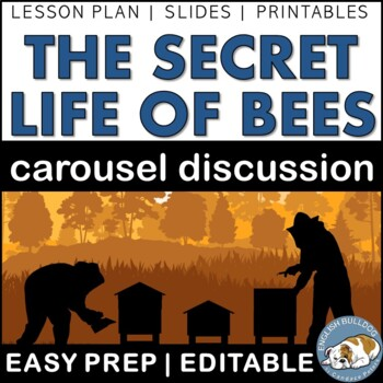 The Secret Life of Bees Pre-reading Carousel Discussion
