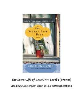 The Secret Life of Bees Reading Unit: Level 1