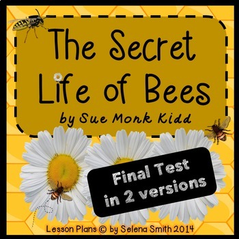The Secret Life of Bees Test