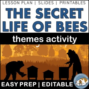 The Secret Life of Bees Themes Textual Analysis Activity