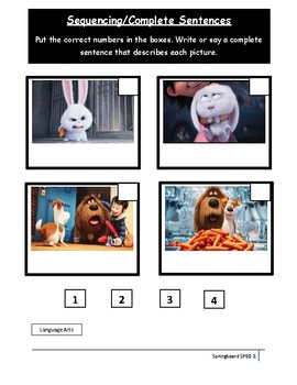 The Secret Life of Pets: Movie Buddy and Lesson Plans