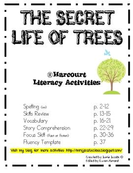 The Secret Life of Trees (Harcourt)