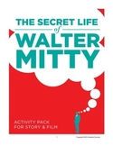 The Secret Life of Walter Mitty Activity Pack