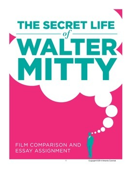 the secret life of walter mitty film and story comparison by open the secret life of walter mitty film and story comparison